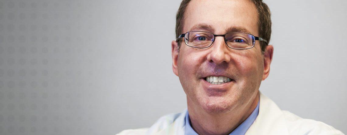 Meet Dr. Robert M. Scharfman
