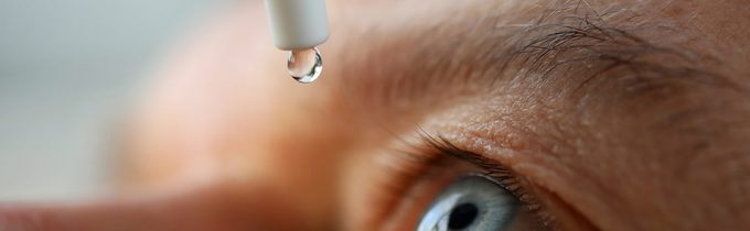 A New Alternative to Eye Drops for Treating Eye Injuries